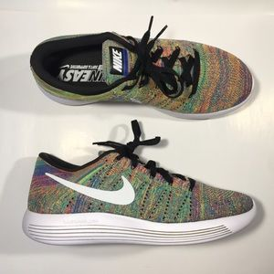 Nike Lunarepic Low Fkynit Mens 10